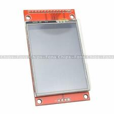 "3.3V 240x320 2.4"" SPI TFT LCD Touch Panel Serial Port Module with PBC ILI9341"