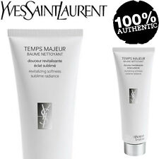 100%AUTHENTIC YSL TEMPS MAJEUR Revitalizing Soft SUBLIME RADIANCE CLEANSING BALM
