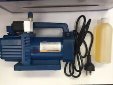 VACCUM PUMP VALUE V-I215S-M 2 STAGE 1.5CFM 1/5HP 4KG AIR CONDITIONER FRIDGE