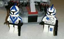 Lego Star Arc Troopers Fives & Echo with Swamp Speeder Set