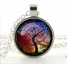 Tree of Life Necklace Pendant Silver Charm Hot Chain Best Gifts High Quality New
