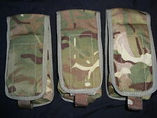 3x British Army Osprey MK4 SA80 2 Mag / Double Magazine Pouch - MTP - Super Gr 1