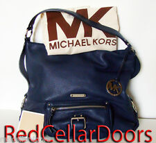 Auth MICHAEL KORS AUSTIN Large Tote Shoulder Bag Hobo Slouchy Handbag Rtl $798