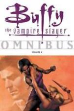 Buffy the Vampire Slayer Omnibus, Volume 4 (v. 4)-ExLibrary