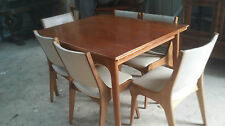 RETRO VINTAGE INSPIRED EXT DINING SUITE TABLE