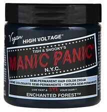 (2 Pack) MANIC PANIC SEMI-PERMAMENT HAIRCOLOR ENCHANTED FOREST 4oz