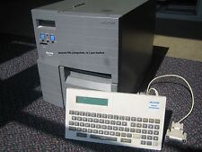 SATO LM408E-2 LM408E Label Thermal Barcode Printer - Serial - Including Keyboard
