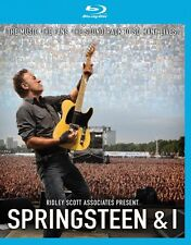 Springsteen and I [Blu-ray] nouveau Bruce springsteen documentation