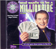 Who Wants To Be A Millionaire? (PC, 1999) - Free Shipping!