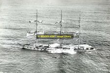 rp11291 - French Sailing Ship - Socoa , built 1901 wrecked - photo 6x4
