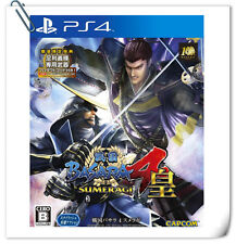 PS4 Sengoku Basara 4 Sumeragi SONY PlayStation Beat 'em Up CAPCOM