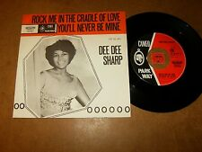 DEE DEE SHARP - ROCK ME IN THE CRADLE OF LOVE - YOU'LL - 45 PS HOLLAND / LISTEN