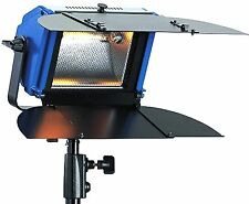 Arri 1000 Watt Mini Cyc Tungsten Studio Flood Light 3200k Broadcast Television