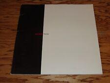 91 Acura Vigor Color Catalog Deluxe Sales Brochure 91 LS GS