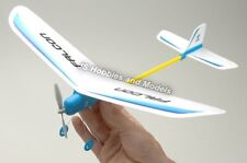 ZT Model Little Falcon EP FF 370mm - Free Flight Model Plane (Includes Motor!)