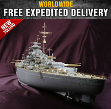 New 1/200 BISMARCK Super Detail-Up Pack for Trumpeter #MD20002