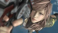 POSTER FINAL FANTASY 13 XIII LIGHTING SNOW VERSUS #4
