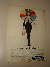 TINTAL MAX MEYER PITTURA VERNICE=ANNI '50=PUBBLICITA=ADVERTISING=WERBUNG=613