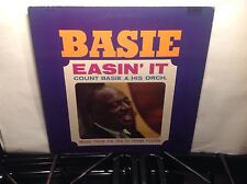 COUNT BASIE- Easin' It- Music from the Pen of Frank Foster~ ROULETTE 52106  NICE