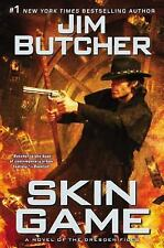 Skin Game (Dresden Files)-ExLibrary