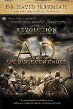 A.D. The Bible Continues: The Revolution That Changed the World, Jeremiah, David