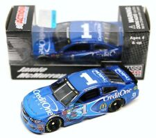 Jamie McMurray 2016 ACTION 1:64 #1 Credit One Bank Chevrolet SS Nascar Diecast