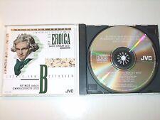 Beethoven - Symphony No. 3 in E-Flat Major Op.55 Eroica - Masur - JVC 1988 Japan