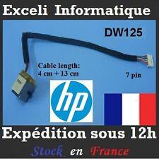 Connecteur dc Jack Cable Wire dw125 HP PROBOOK 4520S 4525S 50.4GK08.021