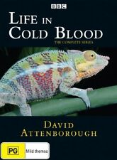 Life In Cold Blood - The Complete Series (David Attenborough) : NEW DVD
