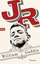 William Gaddis - JR - Großformat - UNGELESEN