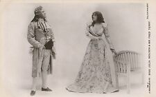 POSTCARD  ACTRESSES  Julia  Neilson and Fred  Terry
