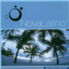 NOVA LATINO 2 = Boozoo/Suba/Koop/UFO/Gadjo..=2CD= NU JAZZ DOWNTEMPO HOUSE LOUNGE