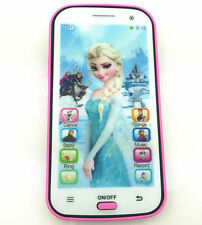 Girls Frozen Phone Touch Screen Children Toy Electronic Learning kids toys Gift