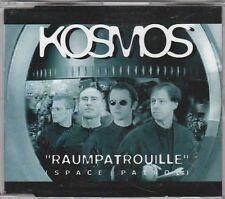 Kosmos Raumpatrouille (space patrol; 1996) [Maxi-CD]
