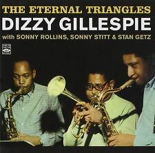 Dizzy Gillespie THE ETERNAL TRIANGLES (2-CD SET)