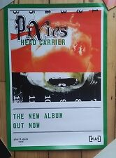 The Pixies Head Carrier LP  Official Promo Poster