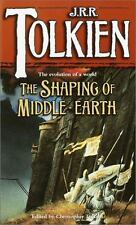 The Shaping of Middle Earth - J.R.R. Tolkien (History of Middle Earth Vol. 4) PB