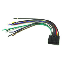 16-PIN RADIO CAR AUDIO STEREO WIRE HARNESS for Kenwood Excelon KDC-X496 player