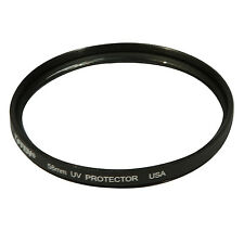Tiffen 58mm UV lens protection filter for Canon MP-E 65mm f/2.8 1-5x Macro lens