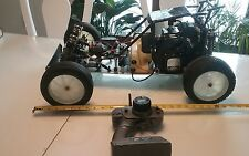 Traxxas 1/6 Scale Monster Buggy 2 Stroke Gasoline