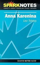 Anna Karenina (SparkNotes Literature Guide) (SparkNotes Literature Guide Series