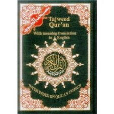 Tajweed Quran Colour Coded with Meanings Translation in English Best Gift Ideas