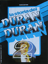 La Storia dei DURAN DURAN 2 1987 - 30 pagine grandi foto – 30 pages big pictures