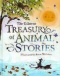NEW - The Usborne Treasury of Animal Stories (Stories for Young Children)