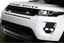 Range Rover Sport Evoque L322 Gloss Black 3D Lettering Letters Badge Bonnet/Boot