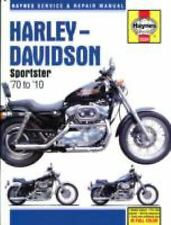 NEW - Harley-Davidson Sportster: '70 to '10 (Haynes Service & Repair Manual)