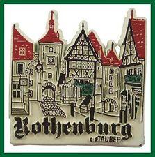 FMA-ROT ROTHENBURG OB DER TAUBER SOVENIR MAGNET  - GERMANY AUSTRIA