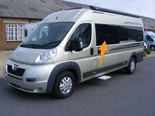 Ducato/Boxer/Relay N/S/F Fixed Window in Privacy Tint (MWB/LWB/Extra LWB)
