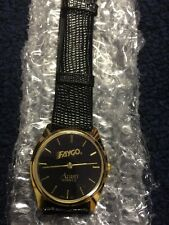 NEW VINTAGE FAYGO LOGO WATCH RARE PROMO Detroit Juggalo ICP Insane Clown Posse