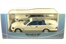 MERCEDES sec BB Magic top Open (white metallic) 1985